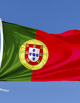 Portugal Flagge | Fahne Portugal